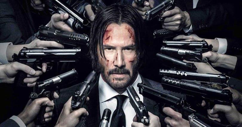 Keanu Reeves i John Wick: Chapter 3 kan komma till hösten.
