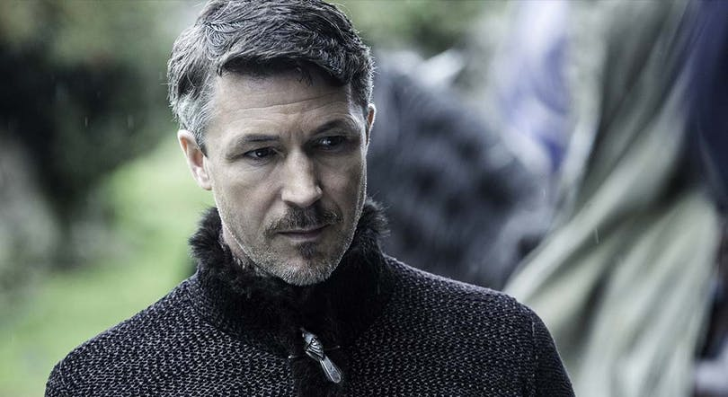 "Petyr ""Littlefinger"" Baelish i ""Game of Thrones"""