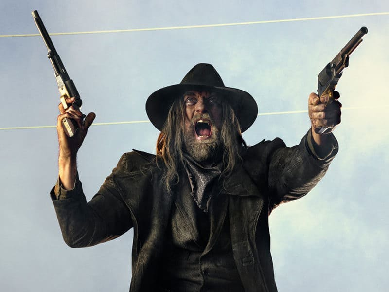 Graham McTavish som The Saint of Killers i Preacher