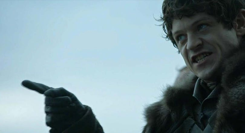 """Ramsey Bolton i """"Game of Thrones"""""""