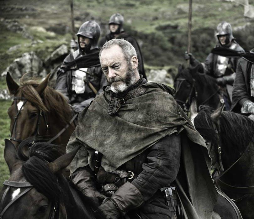 Liam Cunningham i Game of Thrones