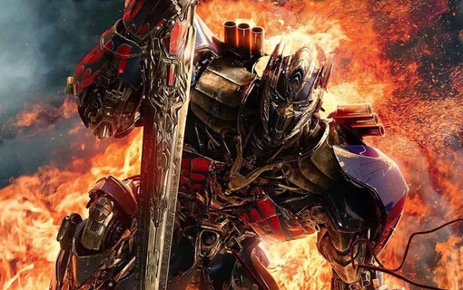 Filmen Transformers: The Last Knight