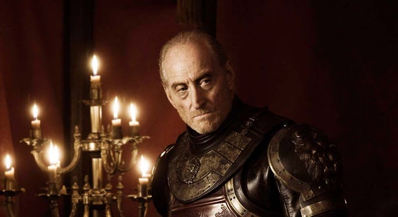 "Tywin Lannister i ""Game of Thrones"""