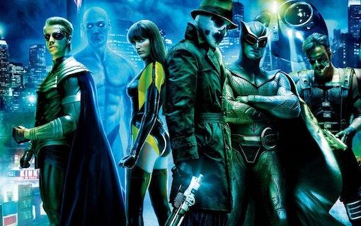 """""""Watchmen"""" kan komma att bli TV-serie"""