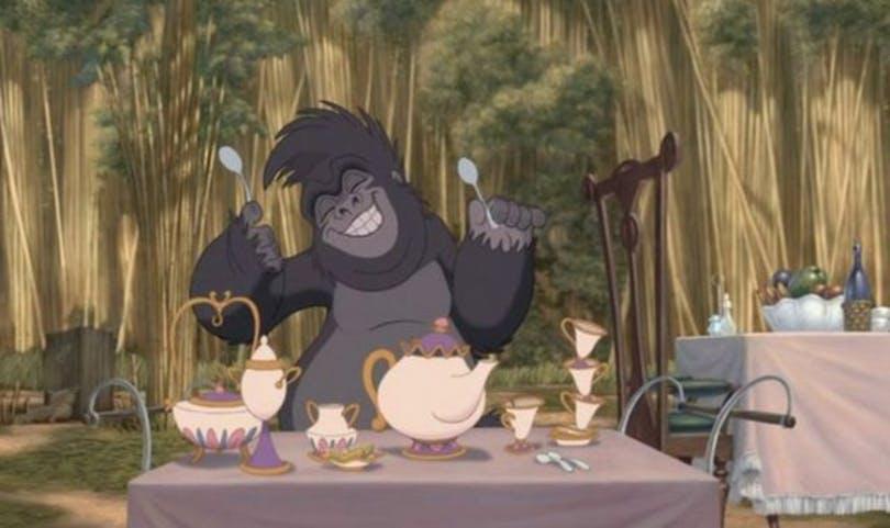 Tarzan - klassisk Disneyfilm från 90-talet