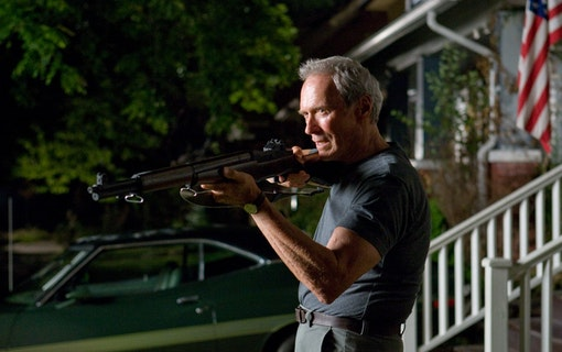 Clint Eastwood gör film åt Disney