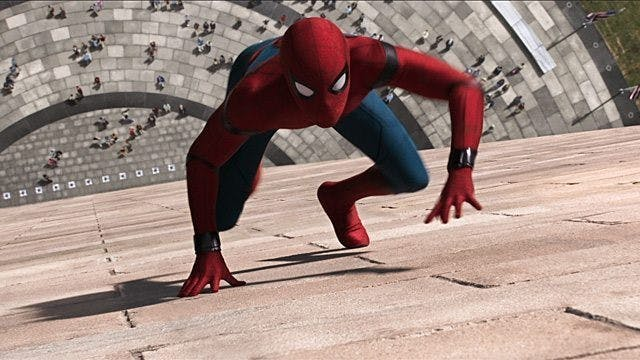 Spider-Man i Spider-Man: Homecoming