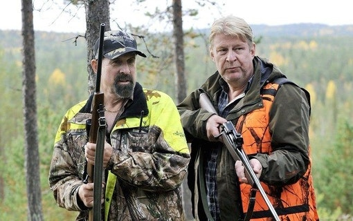 Jägarna blir ny TV-serie på C More