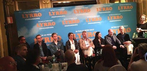 Lorry-gänget återvänder med ny film – första gången på 23 år