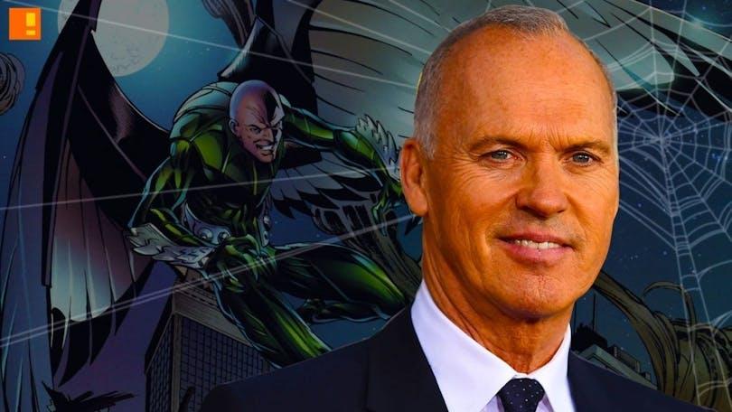 Michael Keaton i nya Spider-Man
