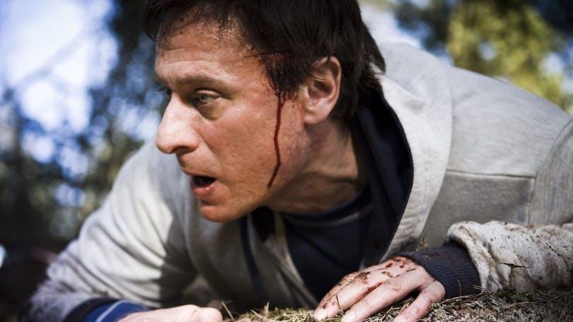 Michael Nyqvist i filmen Män som hatar kvinnor