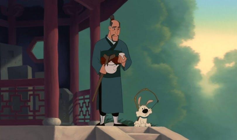 Mulan - Disneyfilm från 90-talet
