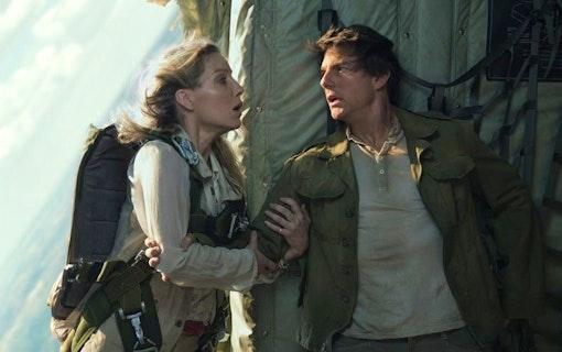 "The Mummy: Tom Cruise åldras men inte hans ""kärleksintressen"""