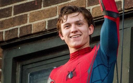 Tom Holland får inte läsa Marvels manus
