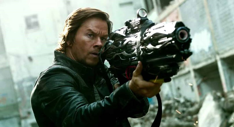 Mark Wahlberg i Transformers: The Last Knight
