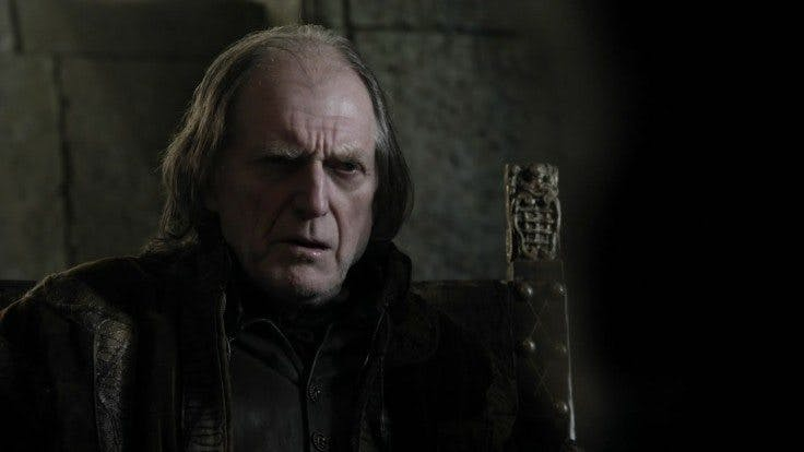 "Walder Frey i ""Game of Thrones"""