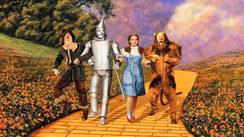 """Bild från """"Trollkarlen från Oz"""""""