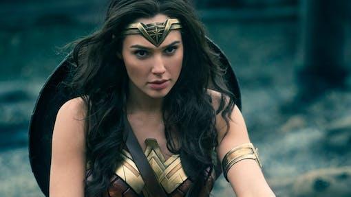 Wonder Woman får en uppfölajre