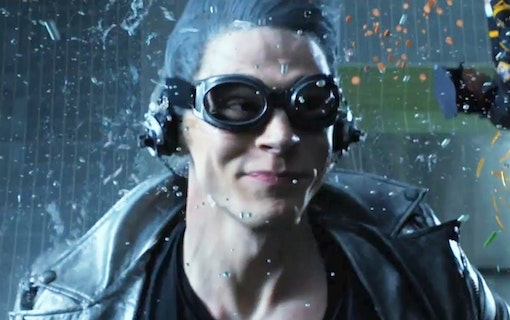 "Favoriten Quicksilver återvänder i ""X-Men: Dark Phoenix"""
