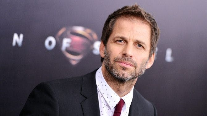 Zack Snyder om nya filmen Wonder Woman