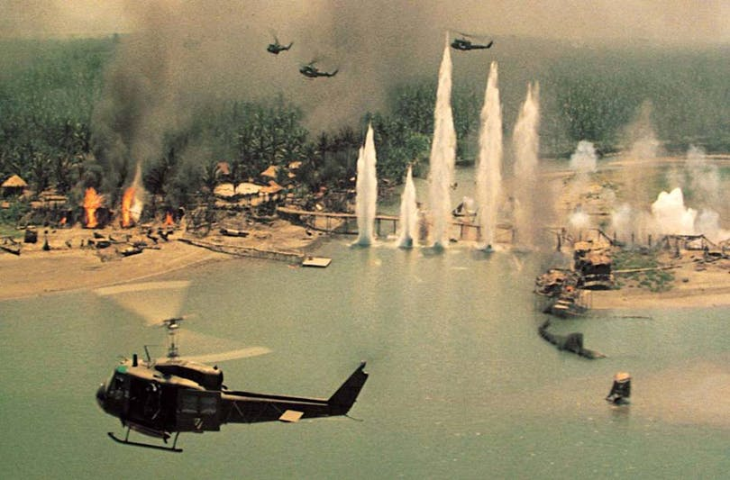 Apocalypse Now en klassiker om du vil se bra krigsfilmer.