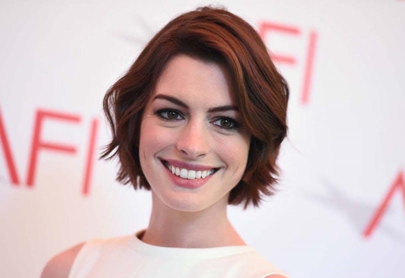 Bild på Anne Hathaway