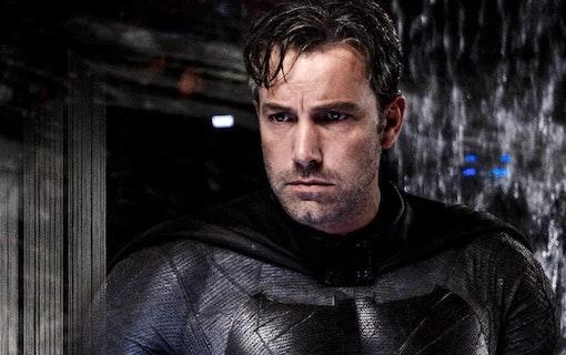 Ben Affleck slutar som Batman?