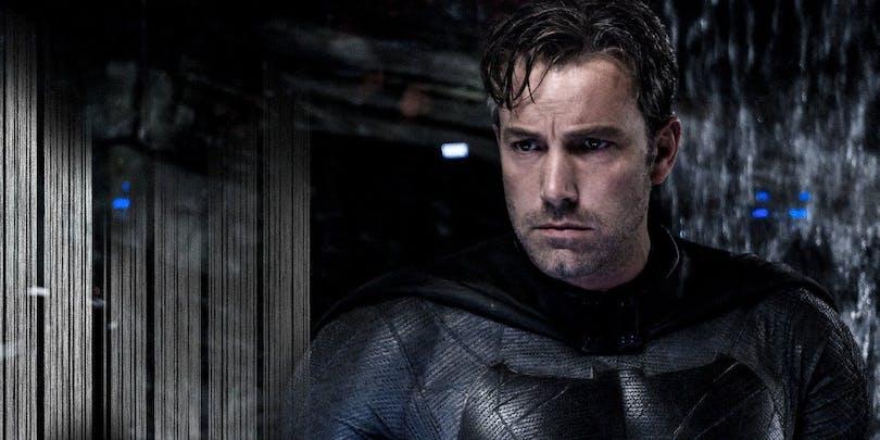 Ben Affleck i Batman v Superman