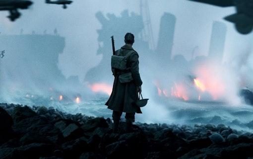 """Kritiker hyllar Christopher Nolans """"Dunkirk"""""""