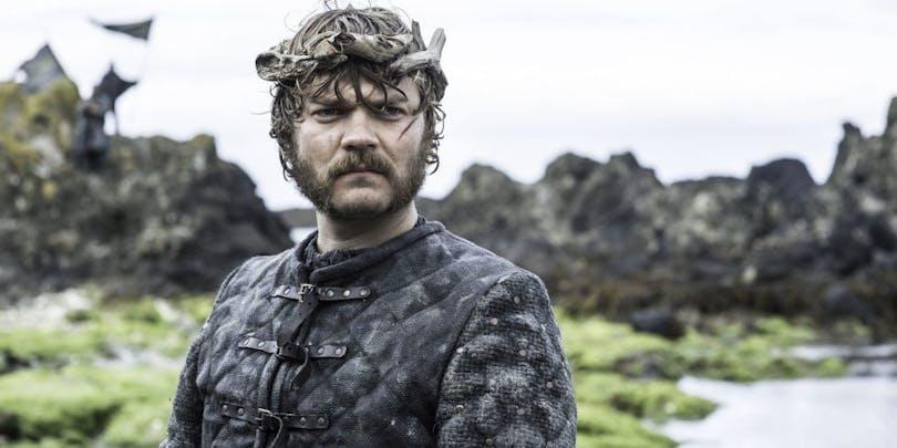 Pilou Asbæk som Euron Greyjoy i Game of Thrones