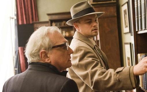 DiCaprio och Scorsese gör thriller om seriemord