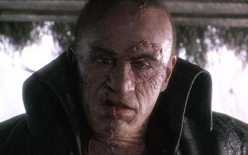 lista Frankenstein filmer