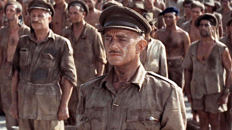 En av många bra krigsfilmer