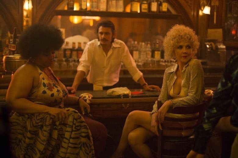 James Franco och Maggie Gyllenhaal i The Deuce