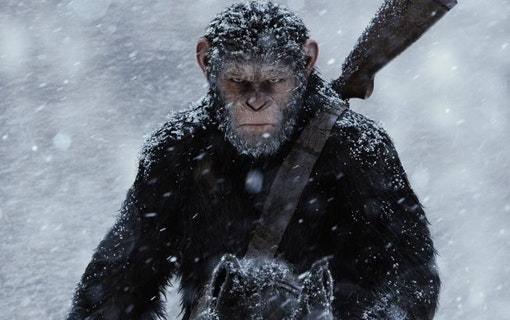 """War for the Planet of the Apes"" förväntas leverera!"