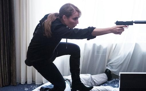 En ny actionfilm med Noomi Rapace i huvudrollen