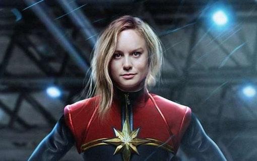 """""""Captain Marvel"""" kommer utspela sig före """"Iron Man"""""""
