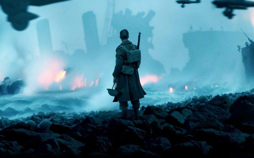 Poster till Dunkirk av Christopher Nolan