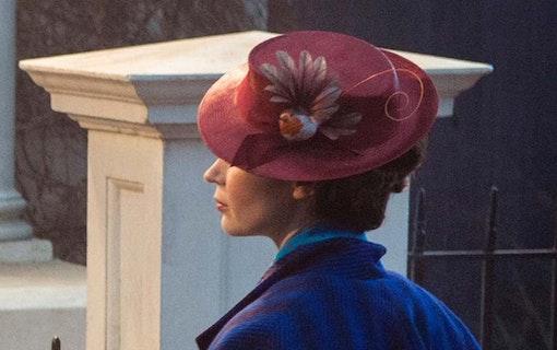 Teaser släppt till Mary Poppins Returns
