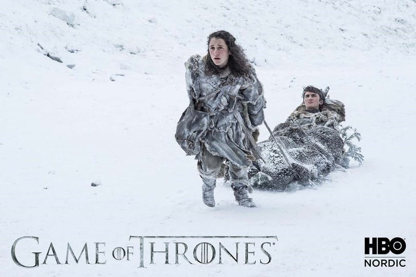 Stillbild från Game of Thrones