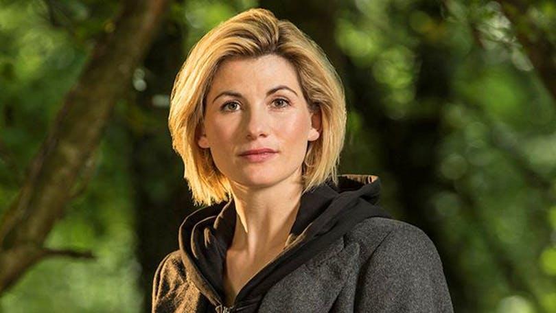 """Jodie Whittaker som ska bli den första kvinnliga """"Doctor Who"""""""