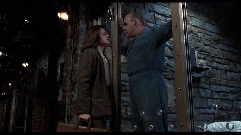 Jodie Foster och Anthony Hopkins - spännande filmer