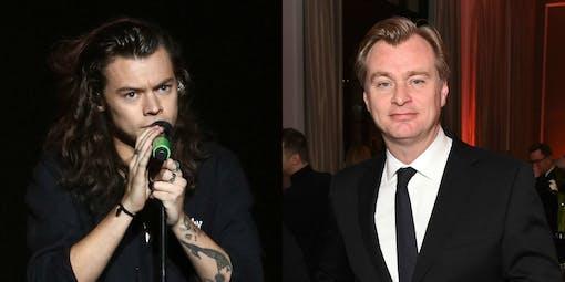 Christopher Nolan visste inte hur känd Harry Styles var