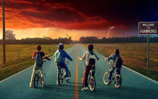 Stranger Things får fyra säsonger
