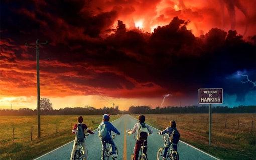 Stranger Things säsong 2 visar upp sig i en sista trailer!