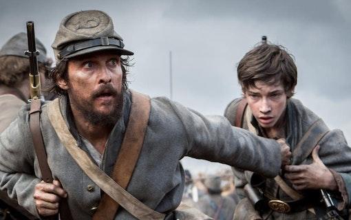 Amazon vill göra hård västern med Matthew McConaughey och Oldboys regissör