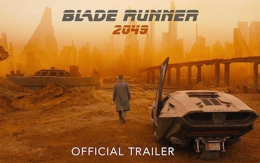 Ingen berättarröst i Blade Runner 2049