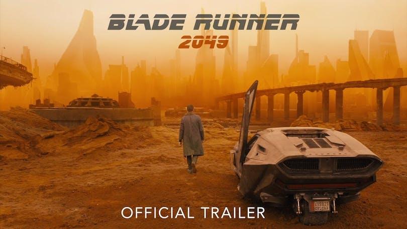 Poster till Blade Runner 2049
