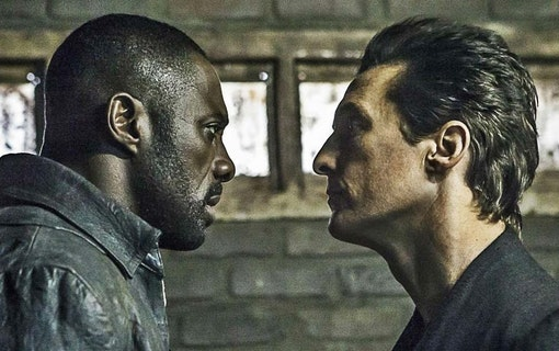 "Intervju: Matthew McConaughey om ""The Dark Tower"""