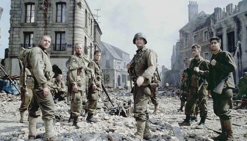bra krigsfilmer